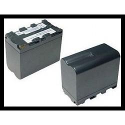 Sony NP-F950 6600mAh 47.5Wh Li-Ion 7.2V