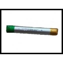 L75530 200mAh 0.7Wh Li-Ion 3.7V 7.7x53mm