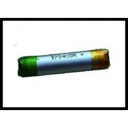 L75400 140mAh 0.5Wh Li-Ion 3.7V 7.7x40mm