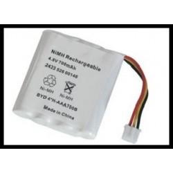 Philips Pronto RU950 700mAh 3.4Wh NiMH 4.8V 4xAAA