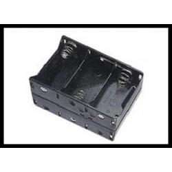 krabička 6xd s kabely pvc 15cm 106x70x55.6mm