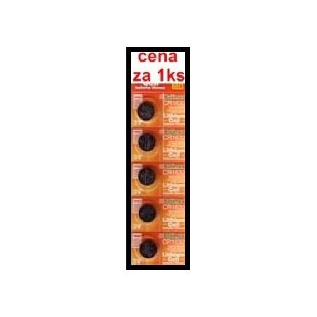 cr1632   3.0V (cena za 1 ks) blistr 5 ks
