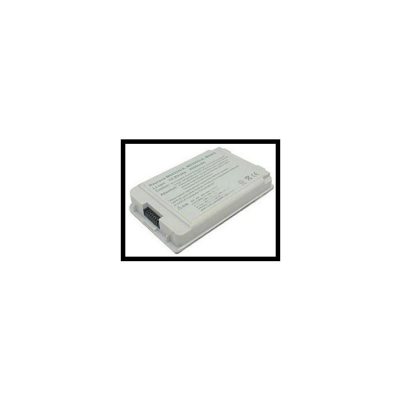 Apple iBook G3 12 / G4 124400mAh Li-Ion 10,8V