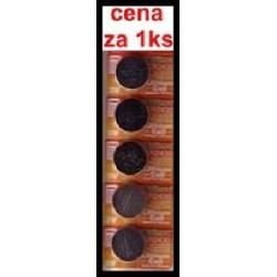 cr2430   3.0V (cena za 1 ks) blistr 5 ks