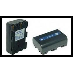 Sony NP-FM50 1500mAh 10.8Wh Li-Ion 7.2V