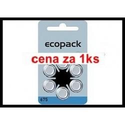 ZA675 Varta Eco Pack 1.4V