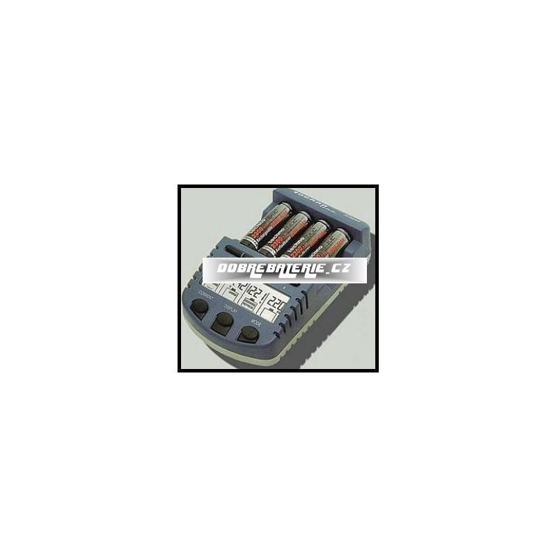 Nabíječka procesorová s vybíjením a měřením kapacity(ě) ic8800