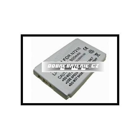 Nokia 7210 900mAh 3.2Wh Li-Ion 3.6V