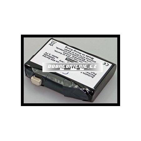 Handspring Treo 600 1600 mAh Li-Ion 3,7V