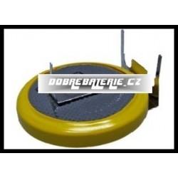 cr2032-vay3 3.0V (cena za 1 ks) 2x1 vodorovně rozteč 15mm
