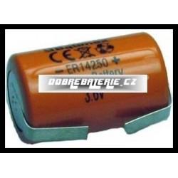 er14250 3.6v 1/2aa plíšky na pájení