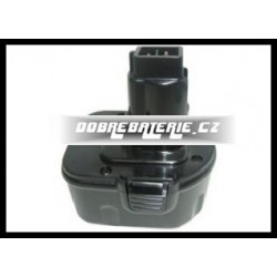 Dewalt DE9037 1500mAh 18.0Wh NiCd 12.0V