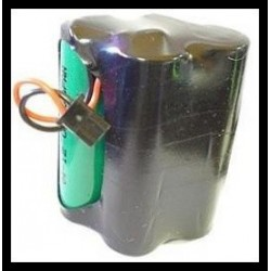Uniden BP-120 1200mAh 5.8Wh NiMH 4.8V