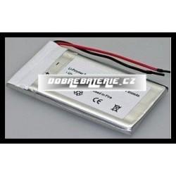 Palm Tungsten E 900mAh 3.3Wh Li-Polymer 3.7V